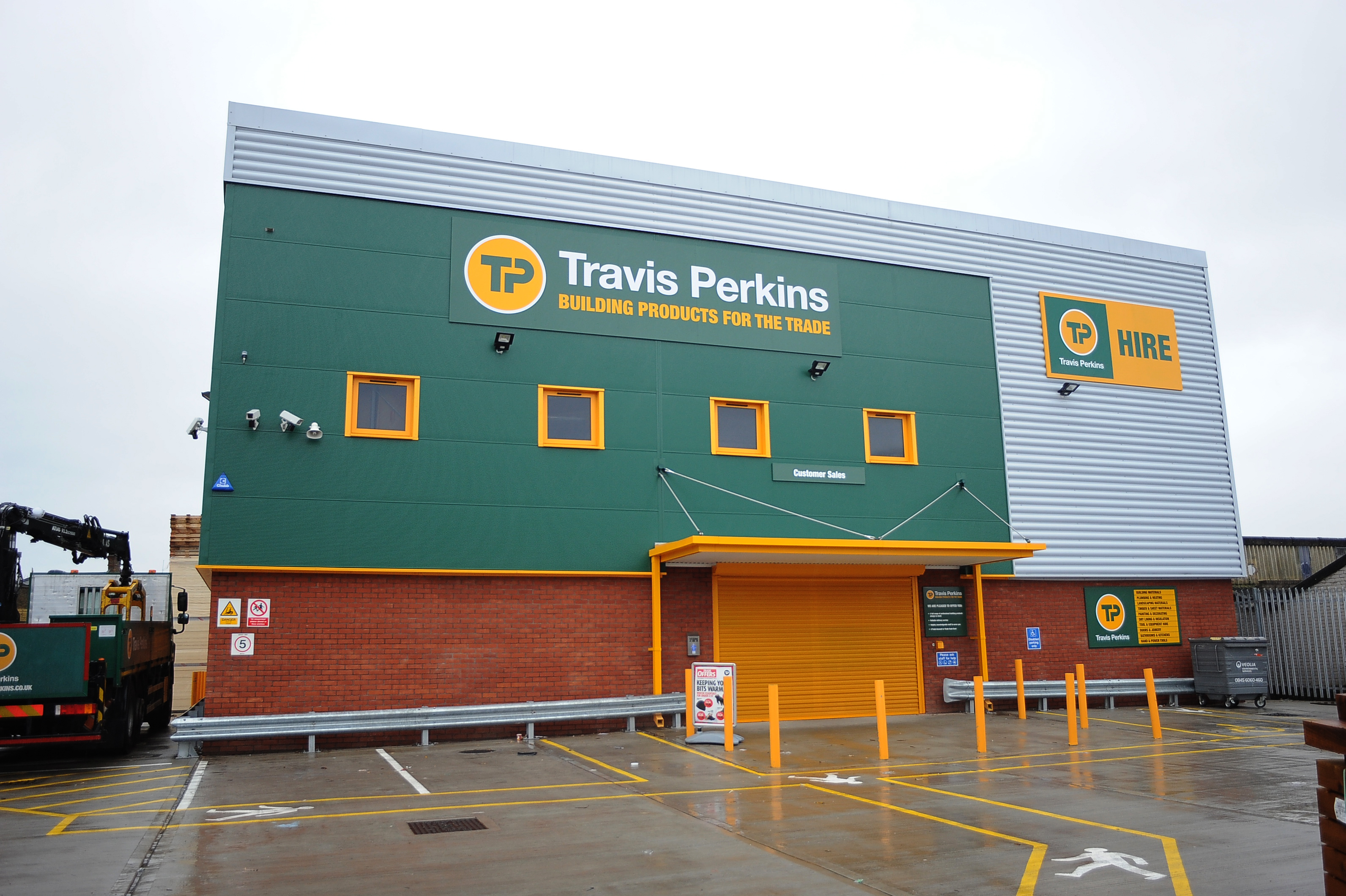 Travis Perkins Rkc Industrial Roofing Amp Cladding Ltd Are