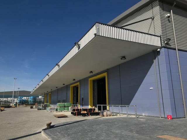 Floplast Rkc Industrial Roofing Amp Cladding Ltd Are Based